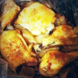 Winner, Winner, Chicken Dinner.