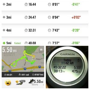 Nike App v. Garmin Forerunner