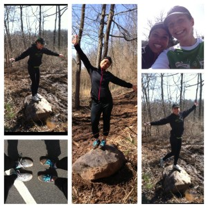 trail run