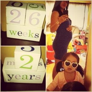 26-weeks + 2 years old.
