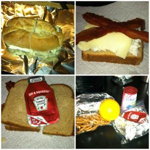 Breakfast, Lunch & Snacks