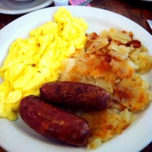 Post Long Run Breakfast