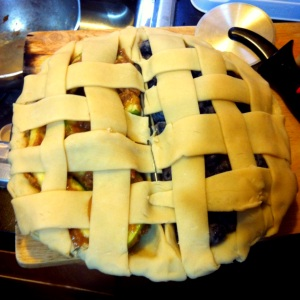 Apple or Blueberry Pie?
