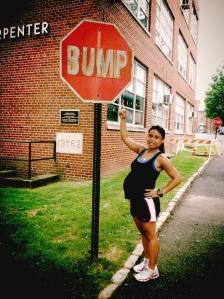 BUMP AHEAD - 9 Months