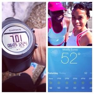 Running/Training Friends
