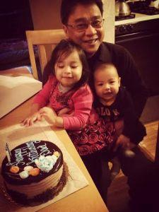 Lili: Um, can we cut the cake already?