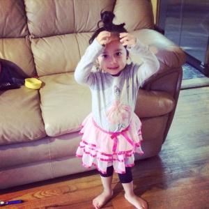 Ballerina Babe