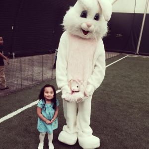 Lili & the Easter Bunny