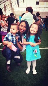 Mommy & the Kiddos