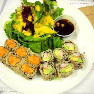 Salad & Sushi