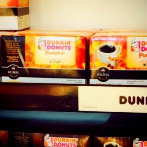 Dunkin Pumpkin K-Cups