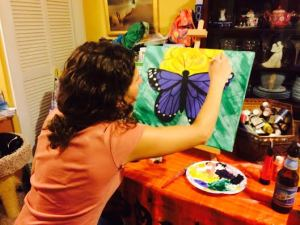 Cici's Butterfly