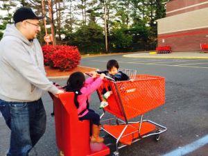 We Love Target