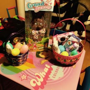 Easter Bunny Came