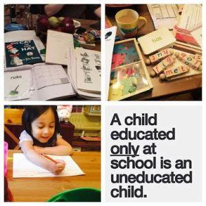 Summer Home School