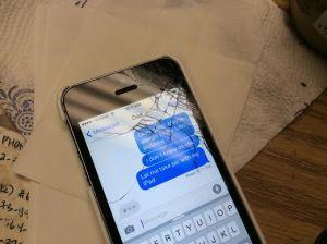 iPhone on Crack