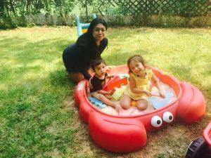 Aunt Rach & Kids