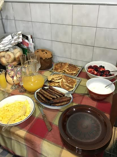 brunch easter