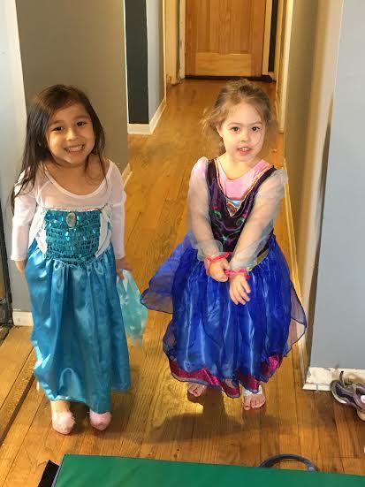 mila and lili